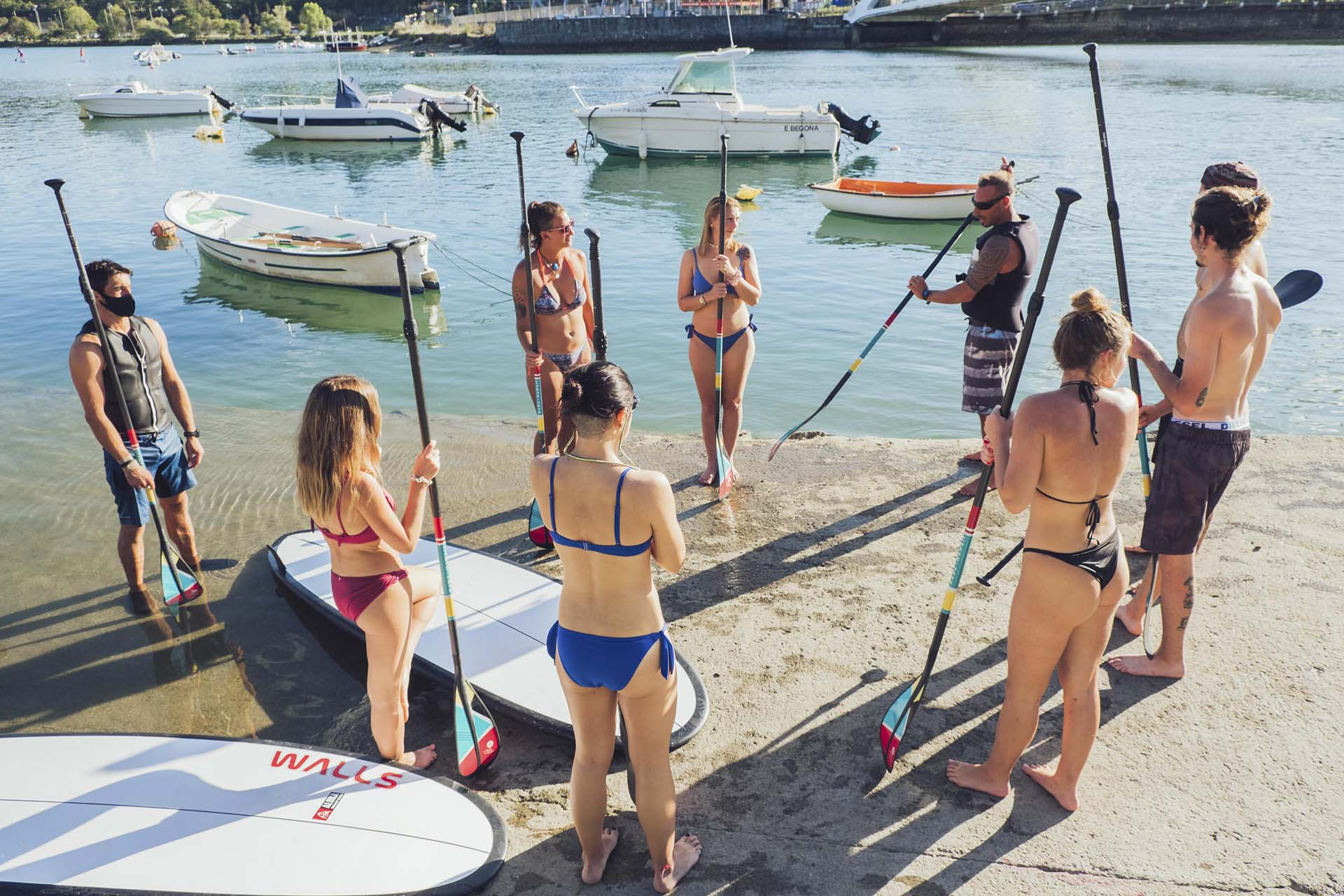 Surf camp Bilbao