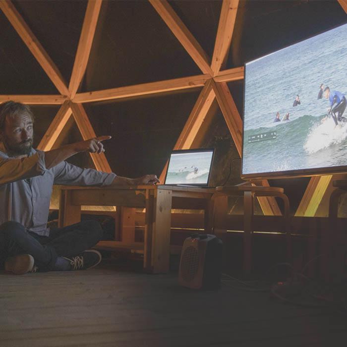 Curso surf online