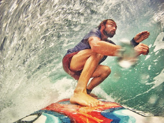 Video tutorial surf