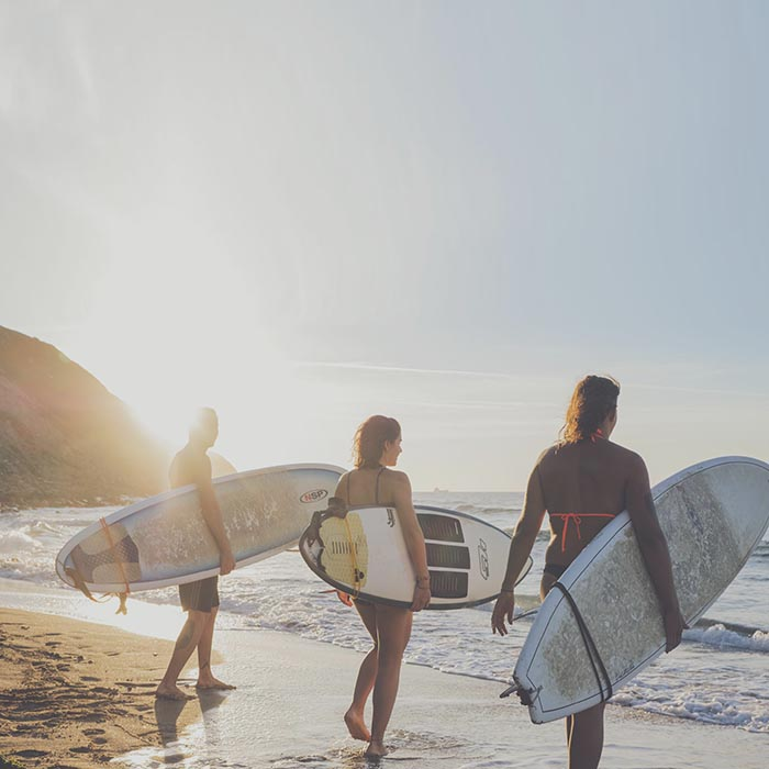 campamento de surf pais vasco